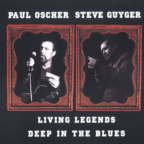 Living Legends: Deep in the Blues