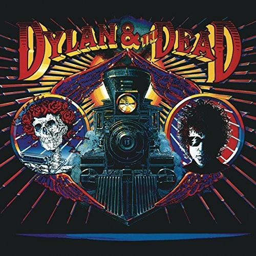 Grateful Dead - Dylan & The Dead [LP]