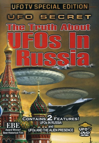 UFO Secret: The Truth About UFOs in Russia