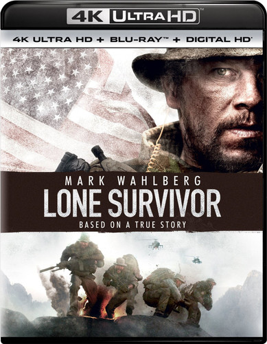 Lone Survivor [4K Ultra HD Blu-ray/Blu-ray]