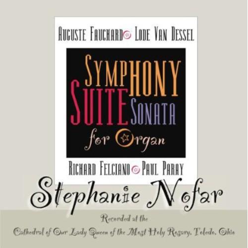 Symphony Suite Sonata for Organ