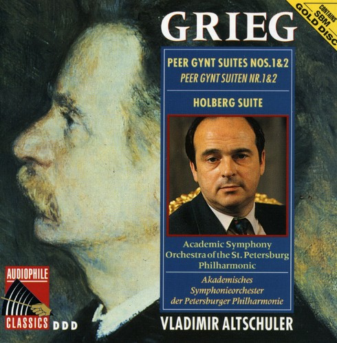 Grieg: Peer Gynt Suites Nos 1 & 2