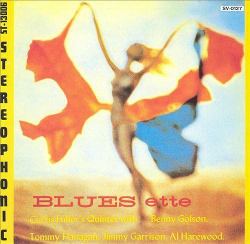 Curtis Fuller - Blues-ette [Vinyl]