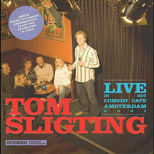 Live in Het Comedy Cafe Amsterdam