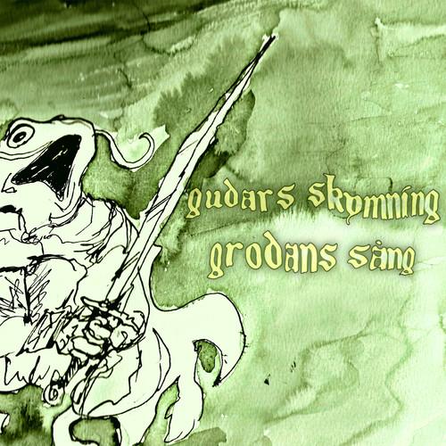 Gudars Skymning - Grodans Sang [Digipak]