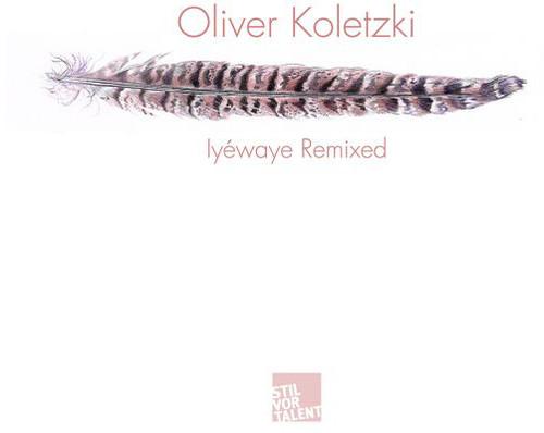 Iyewaye Remixed