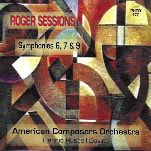 Symphonies 6 & 7 & 9: American Composers Orchestra