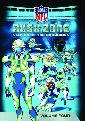 Nfl Rush Zone,: Volume 4