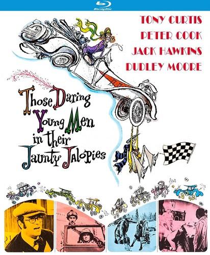 - Those Daring Young Men In Their Jaunty Jalopies