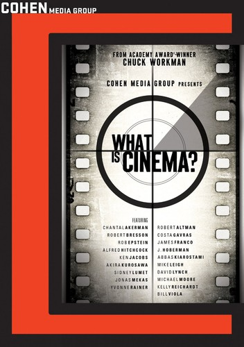 What Is Cinema