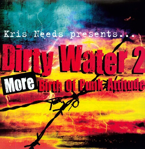 Dirty Water, Vol. 2: More Birth Of Punk Attitude