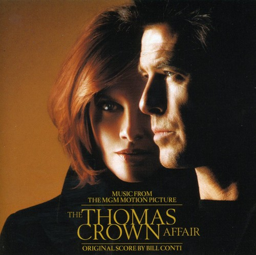 Thomas Crown Affair (1999) (Original Soundtrack)