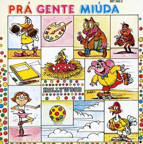 Pra Gente Miuda: Melhor Das Criancas /  Various [Import]