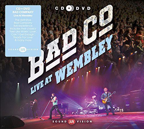 Bad Company - Live At Wembley (Uk)