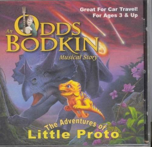 Little Proto & the Volcano's Fire
