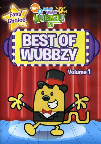 Wow Wow Wubbzy: Best of Wubbzy: Volume 1