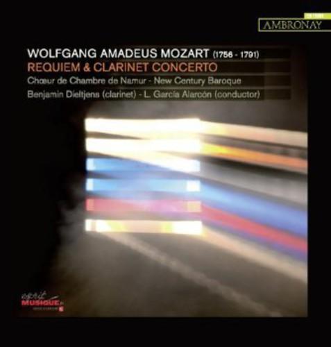 Requiem Clarinet Cto