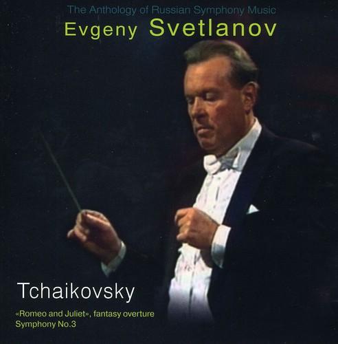 Svetlanov Conducts Tchaikovsky's Romeo & Juliet