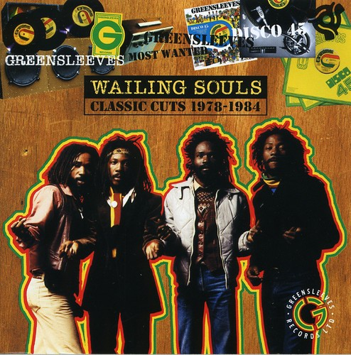 The Wailing Souls-Most Wanted: The Best of & More