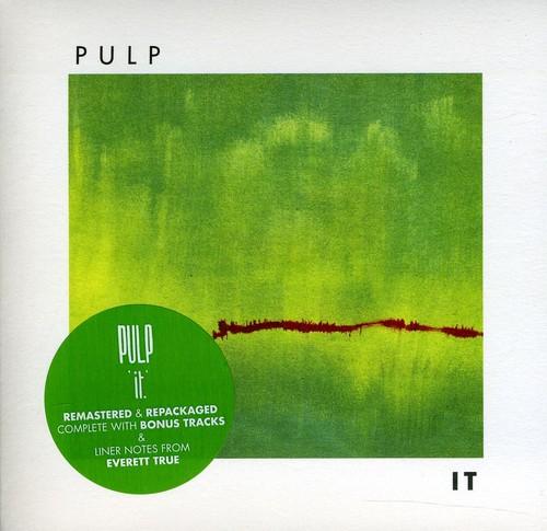 Pulp - It [2012 Reissue] [Digipak]