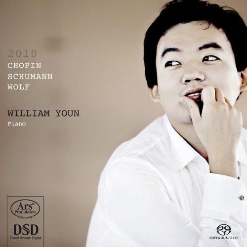 2010 Chopin /  Schumann /  Wolf