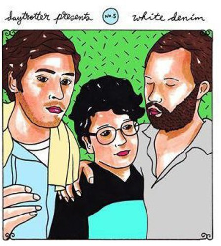 White Denim / Maps & Atlases - Daytrotter Vinyl Series No. 5