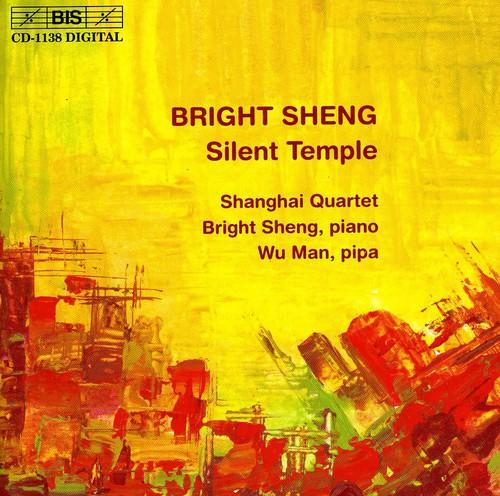 Silent Temple /  4 Movements for Piano Trio