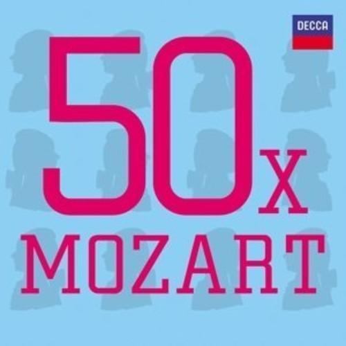 50 X Mozart