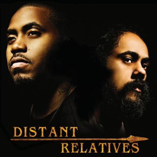 """Nas & Damian """"Jr. Gong"""" Marley - Distant Relatives"""