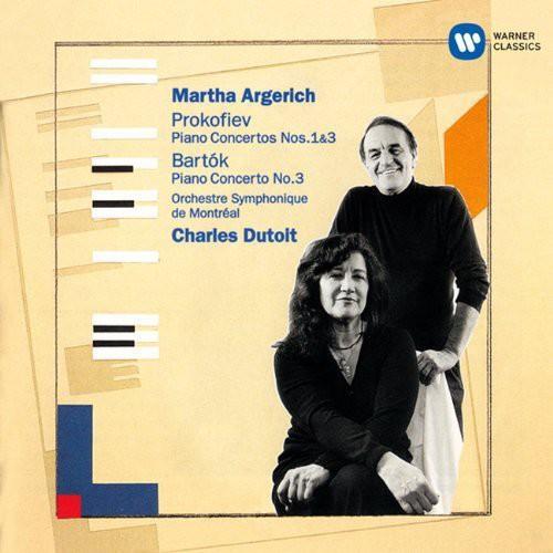 Martha Argerich - Prokofiev & Bartok: Piano Concertos