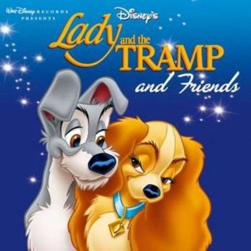 Lady and The Tramp [Disney Movie] - Lady & The Tramp & Friends [Import]