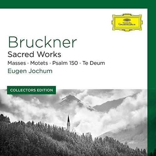 Coll Ed: Bruckner - Sacred Works (Masses Motels PS
