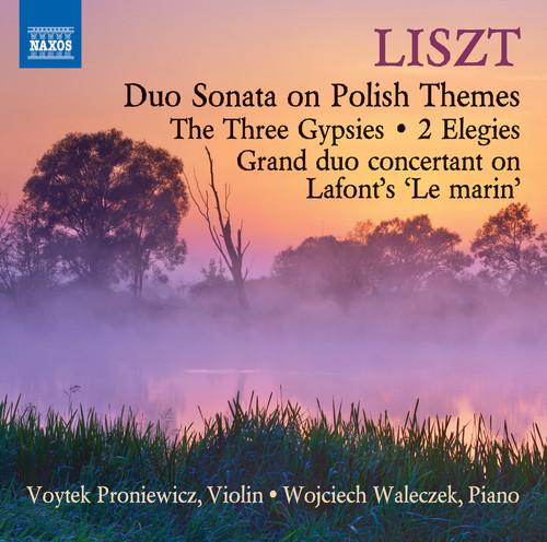 Filtsch/Mikuli/Tellefsen - Music For Violin & Piano