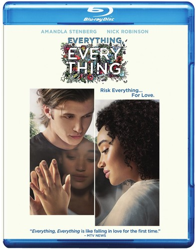 Everything, Everything [UltraViolet] [Blu-ray/DVD] [2 Discs]