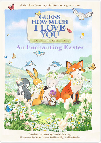 Guess How Much I Love You: An Enchanting Easter