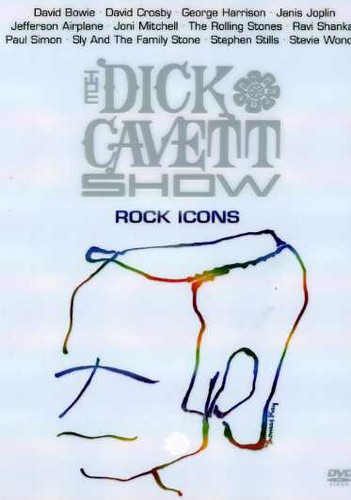 The Dick Cavett Show: Rock Icons