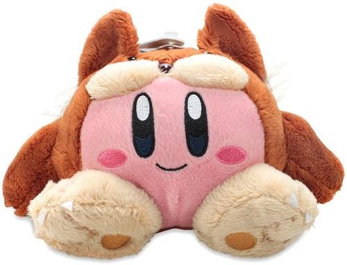 "- Little Buddy Kirby Adventure Kirby 6"" Animal Plush"