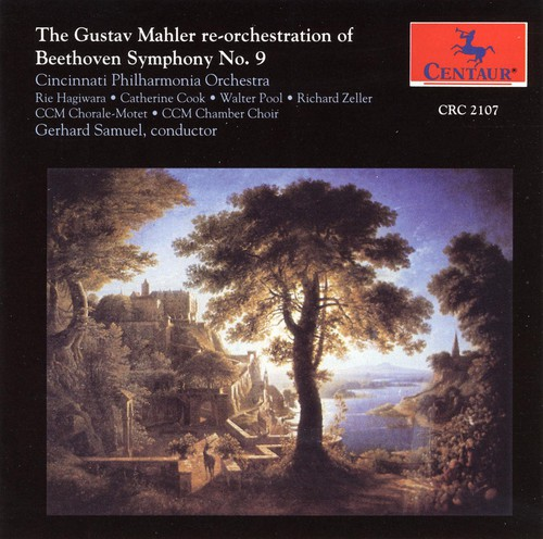 "Mahler Re-Orchestration of Symphony 9 "" Choral """
