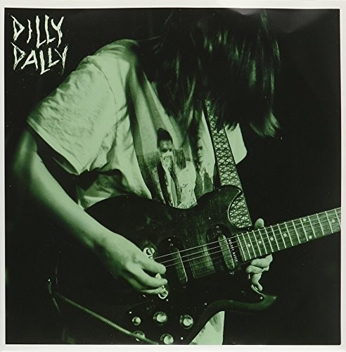 Dilly Dally - Candy Mountain / Green [Vinyl Single]