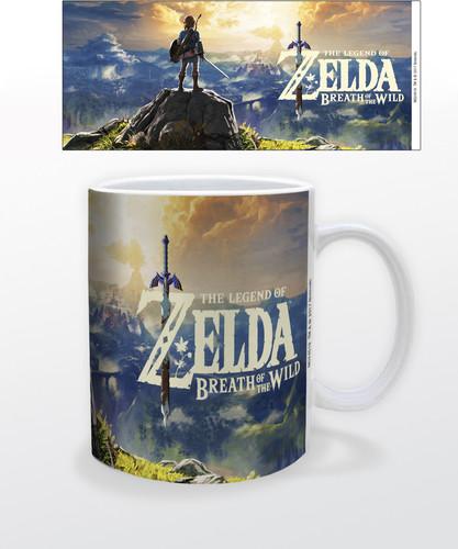 Zelda Botw Sunset 11 Oz Mug - Zelda BotW Sunset 11 oz mug