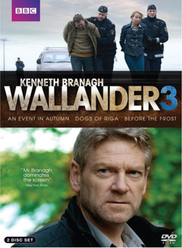 Wallander 3 (An Event in Autumn /  Dogs of Riga /  Before the Frost)