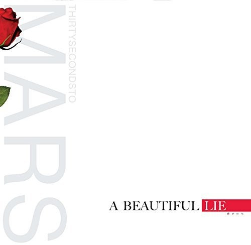Thirty Seconds To Mars - A Beautiful Lie [LP]