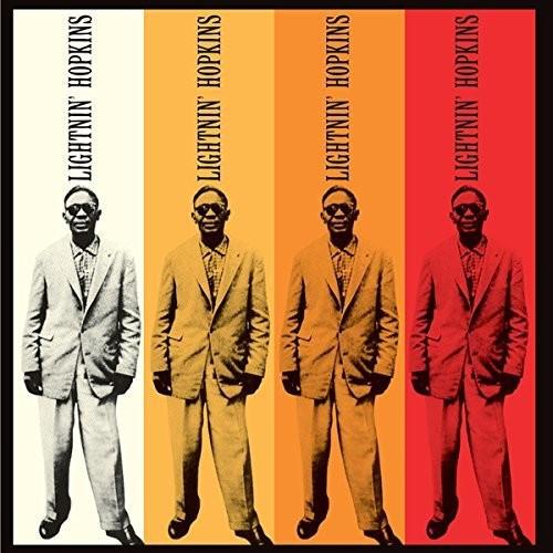 Lightnin' Hopkins - Lightnin Hopkins + 2 Bonus Tracks [LP]