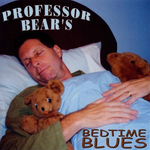 Professor Bears Bedtime Blues