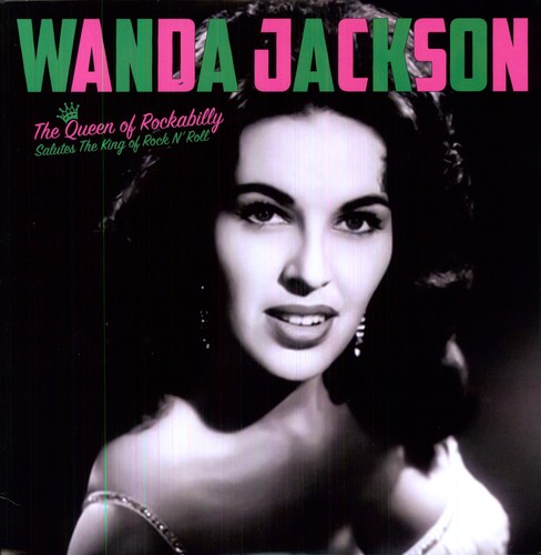 Queen Of Rockabilly: Salute The King Of Rock N Roll
