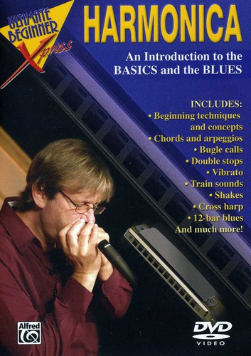 Ultimate Beginners Xpress: Harmonica - Intro to