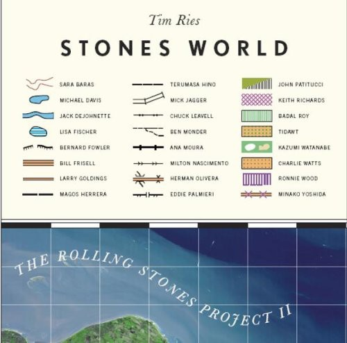 Stones World - the Rolling Stones Project [Import]