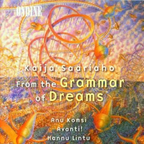 Anu Komsi - From The Grammar Of Dreams