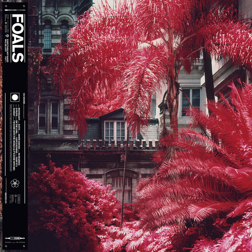 Foals - Everything Not Saved Will Be Lost Part 1 [LP]