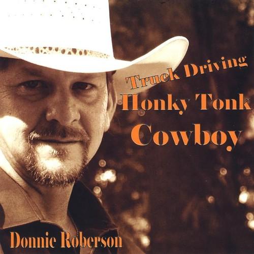Truck Driving Honky Tonk Cowboy